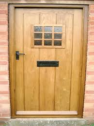 Front Doors : External Wood Front Doors Uk Oak External Front ...