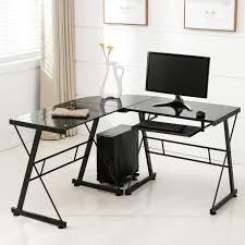 big office desk. Furniture:Big Computer Desk Black L Shaped For Sale Cheap Best Big Office