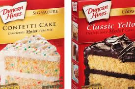 Duncan Hines Cake Mixes Recalled For Salmonella Chicago Sun Times