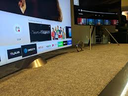 samsung tv 2017. there are two new tv stand designs: the gravity (left) and studio (right) samsung tv 2017
