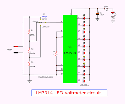 Battery Voltage Meter Wiring Diagram For Electrical Wiring Diagrams 110 to 220