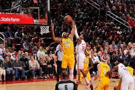 GAME RECAP: Lakers 124, Rockets 115