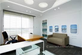 It office interior design Commercial Rentech Designs Airline Office Interior Design Zero Inch Interiors Ltd