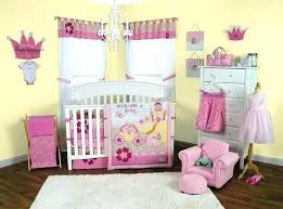 princess bedding set princess baby bed trend lab storybook princess crib bedding set pink trend lab
