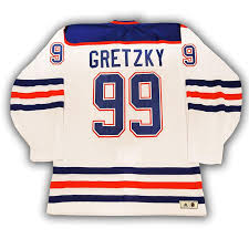 Gretzky Jersey Gretzky Vintage Jersey Vintage
