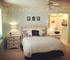 string lighting for bedrooms. accentuate the headboard wall with string lights lighting for bedrooms o