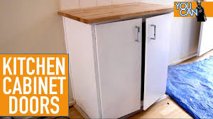 How To Upgrade Kitchen Cabinet Doors