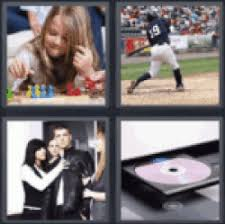 4 pics 1 word player