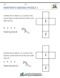 12 best First Grade Math Puzzles images on Pinterest | Math ...