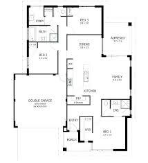 plans 3 bedroom flat in nigeria