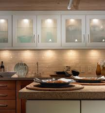 Cabinets With Lights On Top Led Under Cabinet Lights Motion Sensor Round Kitchen Cupboard Lighting Exhibition Bookshelf Furniture Night Light Counter Lamps