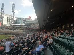 Suntrust Park Infiniti Club Baseball Seating