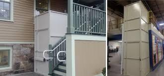 commercial wheelchair lift. Commercial Vertical Platform Lifts Wheelchair Lift D