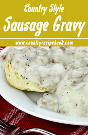 Best 25 Southern Biscuits And Gravy Ideas On Pinterest  Homemade Country Style Gravy Recipe