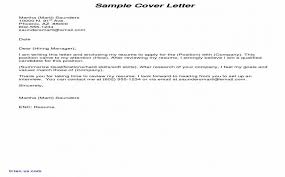 Sample Cover Letters For Administrative Positions Casadozander