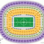fedexfield soccer seating chart