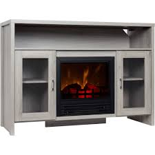 d eacute cor flame hudson 42 a fireplace for tvs up to 50 black com