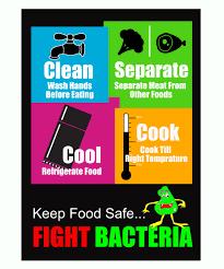 Food Hygiene Poster Design A Brochure Pamphlet Poster For Food Safety Freelancer