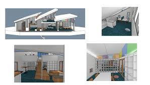 innovative office space sets sail on a floating barge planet though this project required the exploration cheap office spaces