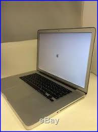 Apple, macBook, pro 15 2009
