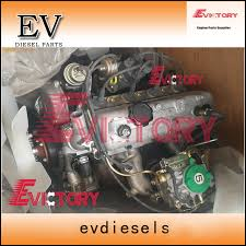 For Toyota forklift 7K engine assy -in Pistons, Rings, Rods & Parts ...