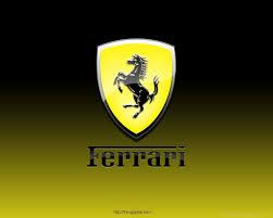 black ferrari logo wallpaper. widescreen black ferrari logo wallpaper