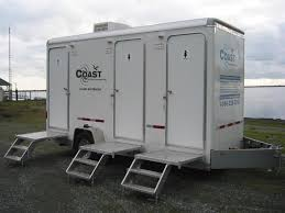 bathroom trailers. Portable Bathroom Trailers For Rent