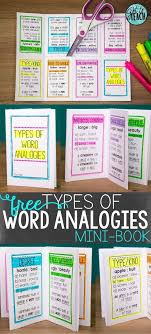 14 best Analogies images on Pinterest | Speech language therapy ...