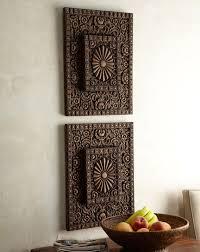asian wooden wall art
