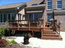 Design Decks And Porches Stone Porch Decks Design