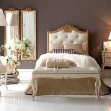 italian luxury bedroom furniture. Simple Bedroom Carved Gold Italian Button Upholstered Bed And Luxury Bedroom Furniture N