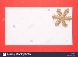 blank christmas card or invitation snowflake on red blank christmas card or invitation snowflake on red background