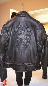 harley davidson womens leather jacket for in bonney lake wa offerup