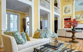 asian living room furniture. Interior:Charming Asian Living Room Interior Design Inspirattion With Yellow White Paint Color Ideas Charming Furniture R