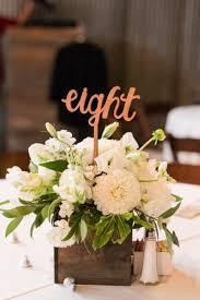 Wedding Reception Arrangements For Tables Rustic Texas Ranch Wedding Rustic Wedding Centerpieces Pinterest