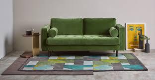 Mango Living Room Furniture Aldo Side Table Mango Wood And Brass Madecom