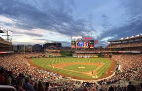 Washington National Seating Chart Views Nationals Park Seating Chart Views And Reviews Washington
