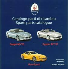 the maserati library text in italian and english