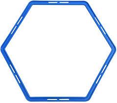 US-CZ-<b>XING</b> Hexagonal Agility Ring Training Ring Physical ...