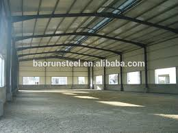Main prefab warehouse building roof construction materials