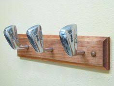 Golf Coat Rack Vintage Northwestern Pro Bilt Golf Club Heads Coat Rack Coat Racks 92