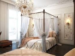 Magnificent Moroccan Canopy Bed Style Diy Curtains Beautiful Vibrant ...