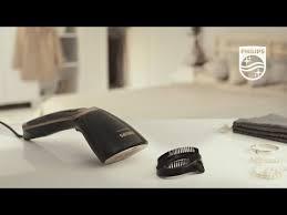 Philips <b>Handheld Steamer</b> - Steam&Go Plus - YouTube