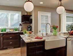 Kitchen Paint Colors To Match Maple Cabinets Contemporary Kitchen