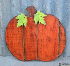 Wood Pumpkin Patterns