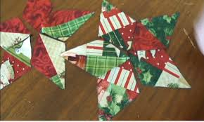 Perfect Quilted Ornaments – A Patchwork Star – Quilting Cubby & patchwork star pattern Adamdwight.com