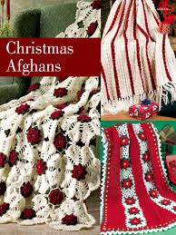 Christmas Crochet Afghan Patterns