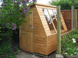 solar potting shed 7 x 5