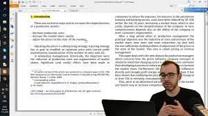 Marketing mix literature review essays Template net