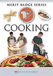 cooking merit badge worksheet answers cooking merit badge pamphlet scouting pinterest merit badge